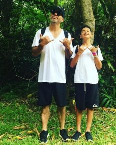 Jo Koy is divorced. See infinite love towards his son. Other rumors on his personal life?