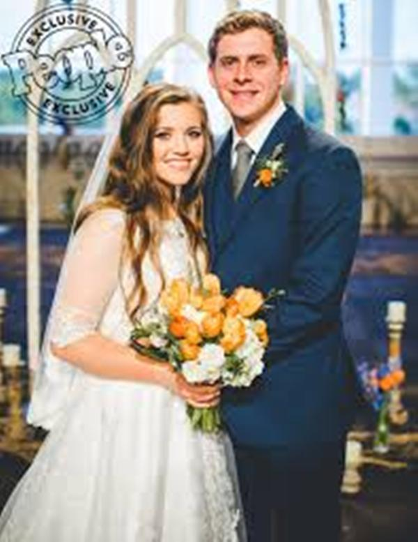 Change of wedding plans joy anna duggar gets married to for Best places to get married in austin