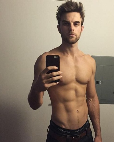 Nathaniel Buzolic Is Still Having Dating Affair With His