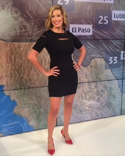NBC's Meteorologist Stephanie Abrams is married to husband Mike