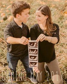 Zach Roloff's wife Tori Roloff shares the first snap of baby bump and eagerly waiting for the baby boy