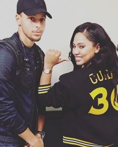 Ayesha Curry Madly in Love with her Husband! Shows her Love Posting the Stemy pic-Check out! Also See their Relationship History and Career journey!!
