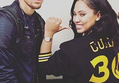 Ayesha Curry Madly in Love with her Husband! Shows her Love Posting the Stemy pic-Check out! Also See their Relationship History and Carrer journey!!