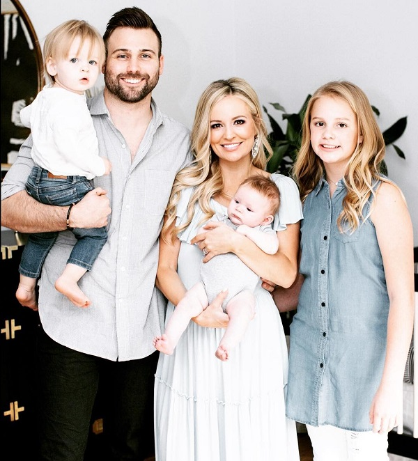 Emily Maynard Post Adorable Flipgram On The Occusation Of Her And