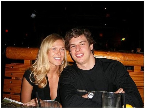 Sidney crosby dating history