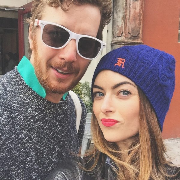 Couple Goals Life Sentence Actress Brooke Lynos Is Happily