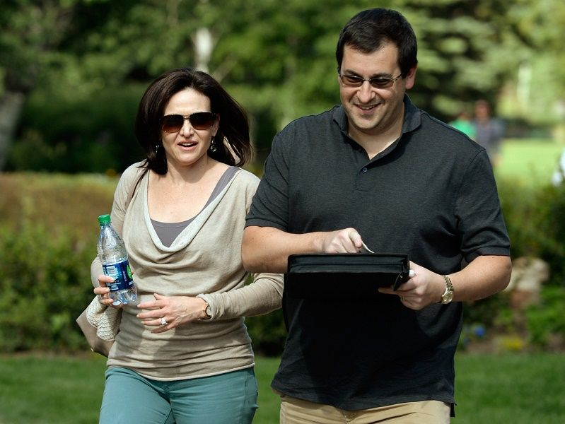 David Goldberg Sheryl Sandberg Kids – Married Biography