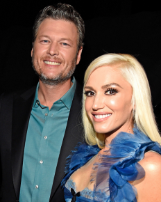 Gwen Stefani And Her Boyfriend Blake Shelton Celebrated Her Son Apollo's 6th Birthday Together!