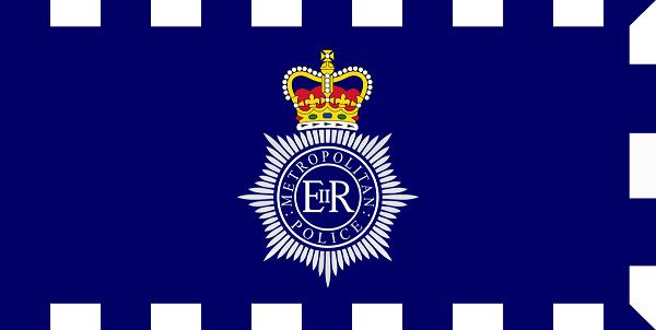 Source: Wikipedia (London Metropolitan Police Logo)