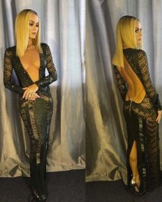 Britain's Got Talent Judge Amanda Holden Called out inappropriate in Semi-Final Show for VERY revealing dress!!