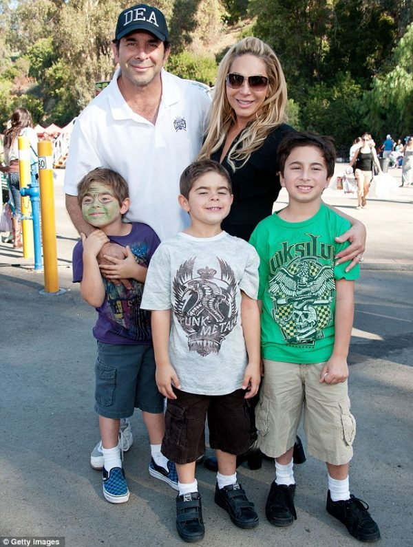 Messy Divorce And Again Moving On   Paul Nassif U2019s Marriage