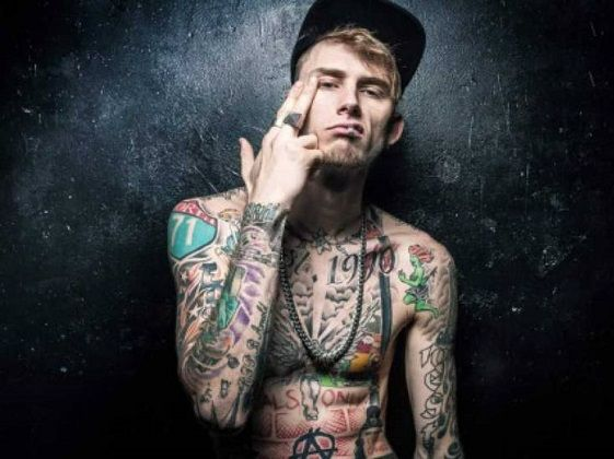 Rapper Machine Gun Kelly S Tattoos Married Biography