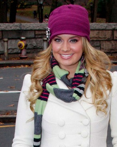 Tiffany Thornton's share a memory of her Once-Happy ...