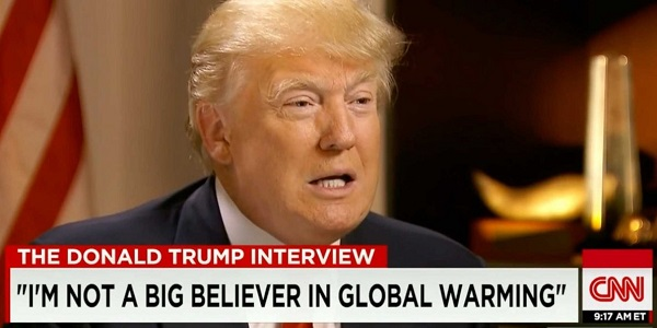 Source: businessinsider.com (Trump on Climate change and global warming)
