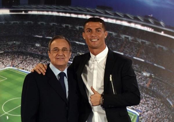 Source: Fox Sport (Perez and Ronaldo)
