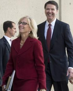 Dig In To Know About The Relationship History Between The Former FBI Chief James Comey And His Wife Patrice Failor Comey