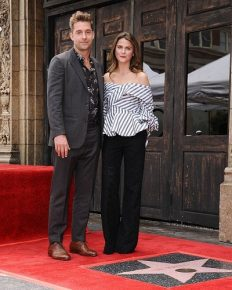 Felicity alums Keri Russell and Scott Speedman Reunion at 'Jimmy Kimmel Live!' and Joked about Past Relationship! Check out the video!