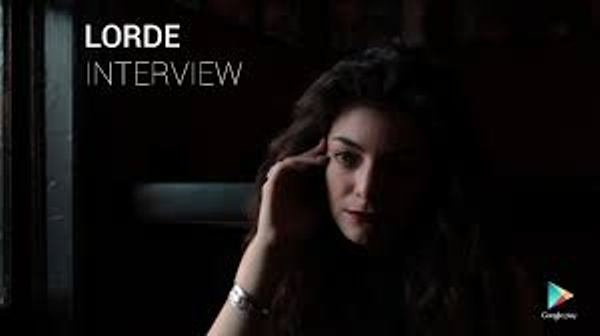 Source: YouTube (Lorde prefers life out of spotlight)
