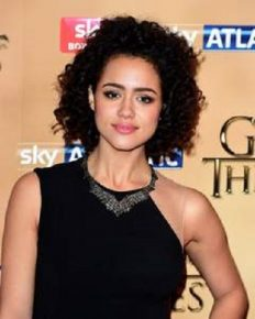Game of Thrones actress Nathalie Emmanuel refused to reveal whether she is single or having dating affair