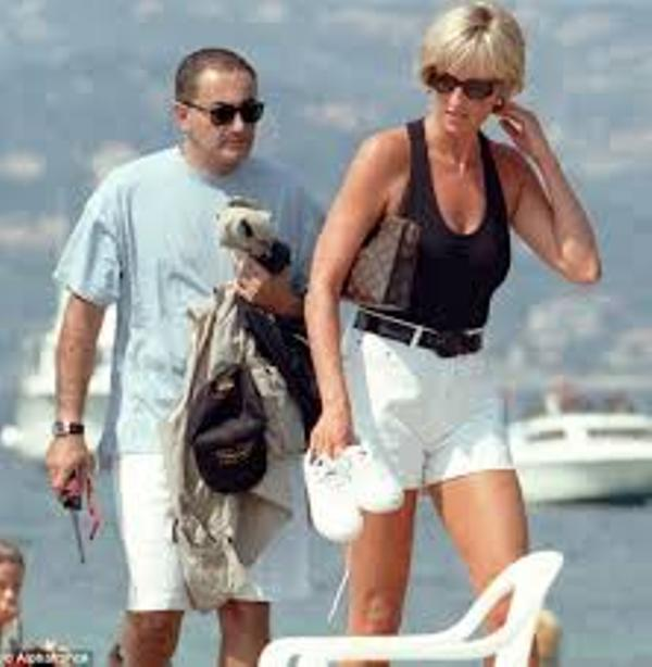 Source: Daily Mail (Dodi Al-Fayad and Princess Diana)