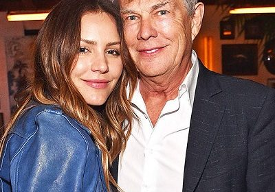 Katharine McPhee and David Foster are Just Friends Nothing More!!