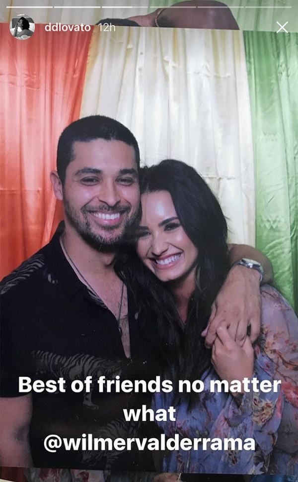 Demi lovato and wilmer valderrama dating 2019
