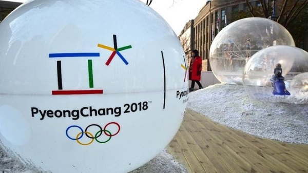 Source: BBC (The Winter Olympiccs of 2018 will be held in South Korea)