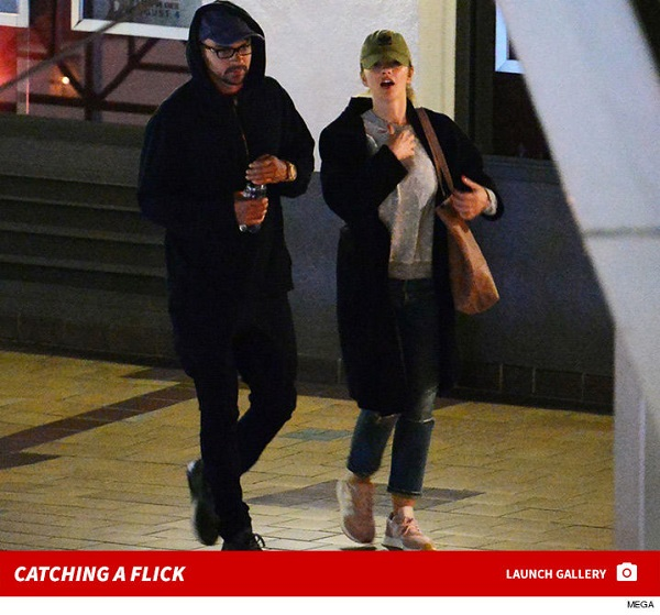 Source: TMZ.com (Jesse Williams and Minka Kelly)