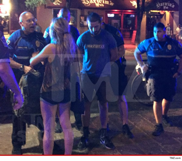 Revealed! Shia LaBeouf... Shia Labeouf Arrested In Texas