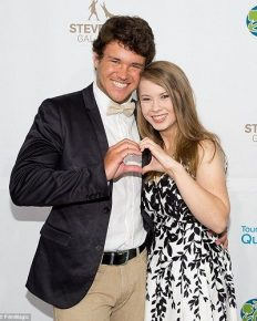 Relationship Goals! Boyfriend Chander Powell wishes Bindi Irwin with a lovely message in her 19th Birthday via instagram