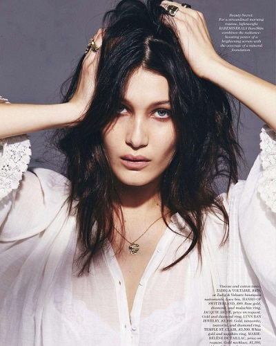 Check out the amazing Hairstyles by Supermodel Bella Hadid in her Short Hair with Pictures!