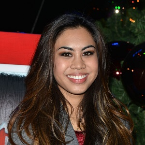 Ashley Argota beach