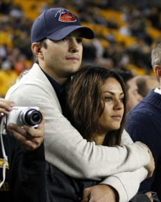 Candid Moments Of The Couple!! Together From The Years, Here Is Some Cute Moments Of Ashton Kutcher and Mila Kunis Which Shows Their Relationship; Click To Watch The Video
