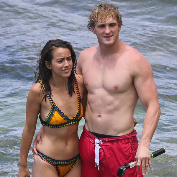 Source: E!Online (Chloe Bennet Vacations With Logan Paul)