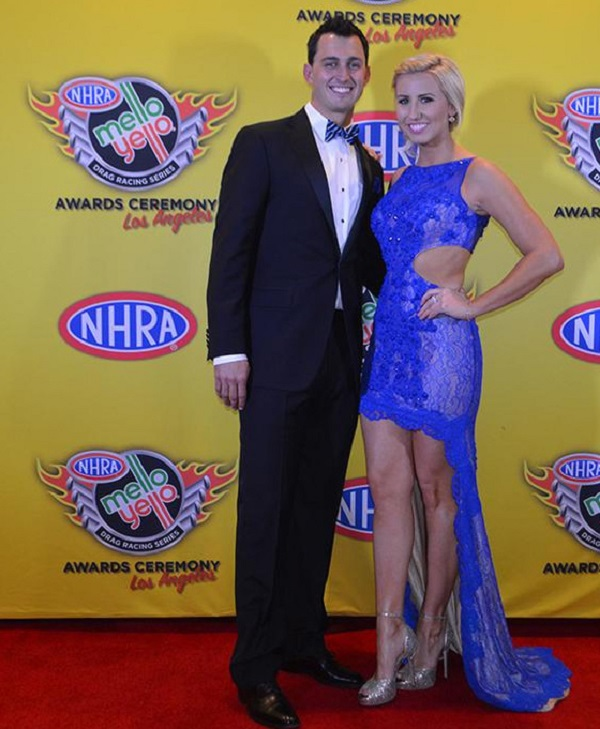 Drag Racer Leah Pritchett And Husband Gary Pritchett Have