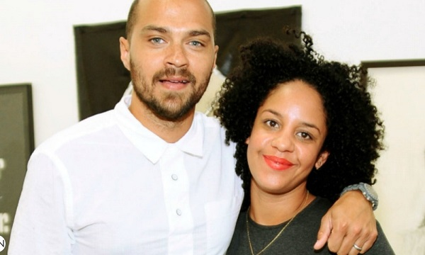 Source: CelebrityXO (Jesse Williams and Aryn Drake-Lee)