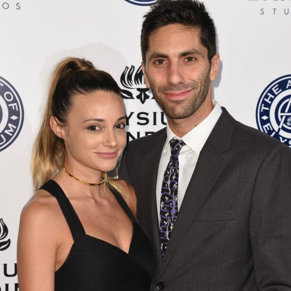 Source: Life & Style (Nev Schulman and Laura Perlongo)