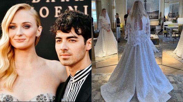 Sophie Turner and Joe Jonas marriage