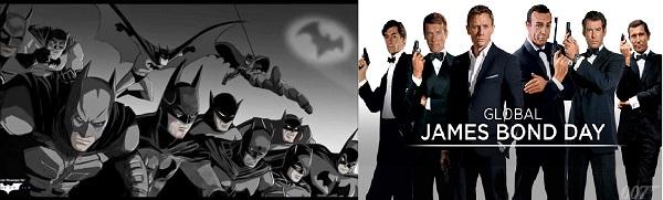 Source: ......... (Batman and James Bond)