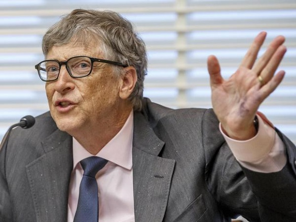 Source: The Independent (Bill Gates)