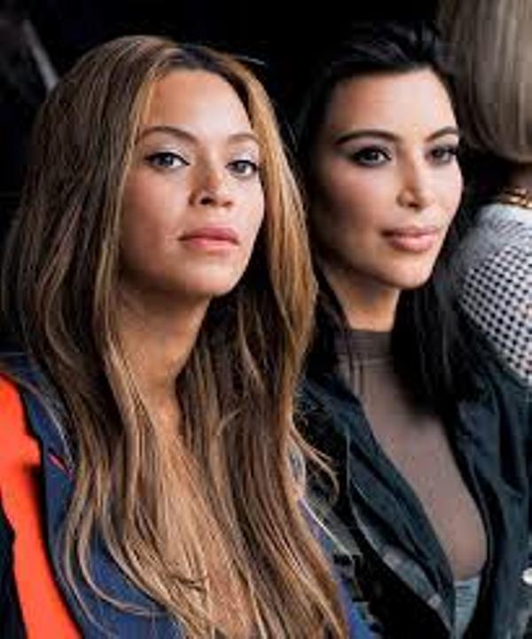 Source: Hollywood Life (Kim and Beyonce)