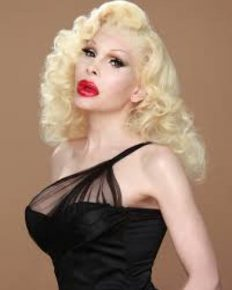 The Silicone body! Did transgender Amanda Lepore date Kanye West? Learn about her extreme plastic surgical procedures!