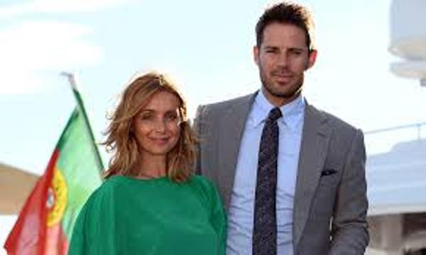 Source: Hellomagazine (Louise and Jamie Redknapp)