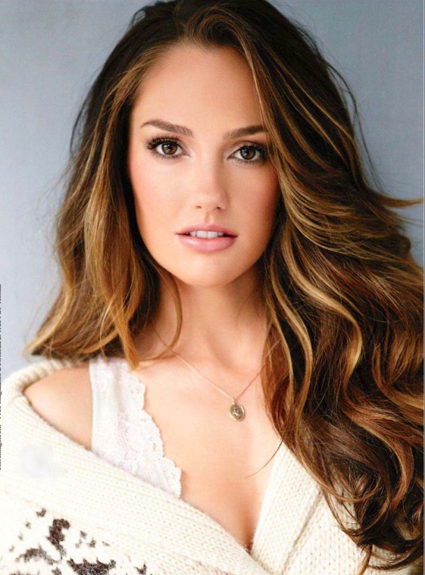Source: Pinterest (Minka Kelly)