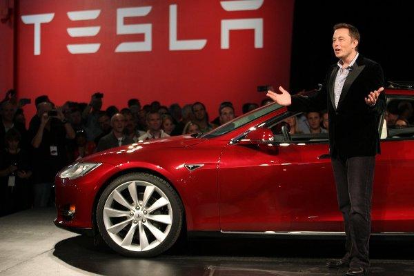 Source: The Zebra (Model 3 and Elon Musk)