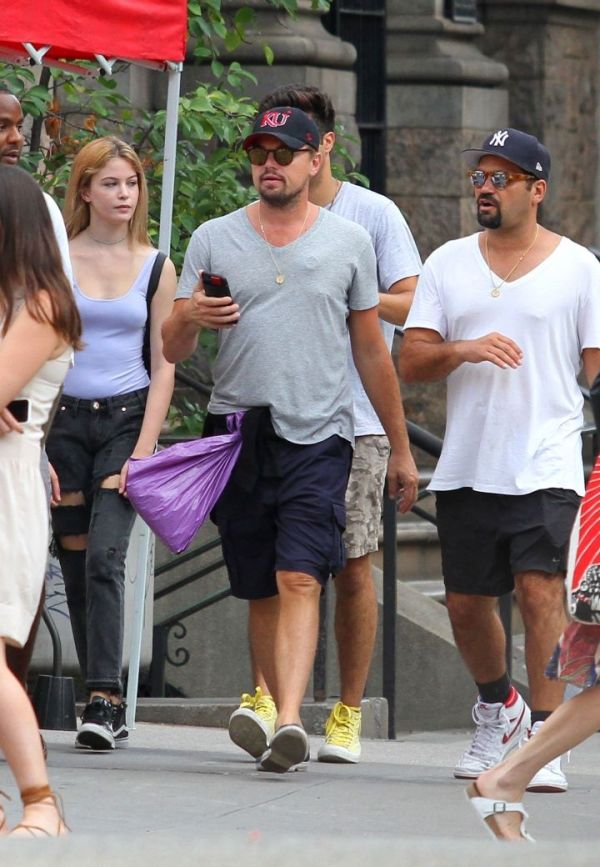 Source: Refinery29 (DiCaprio with Holter monitor)