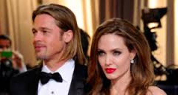 Source: Brad Pitt with ex-wife Angelina Jolie)