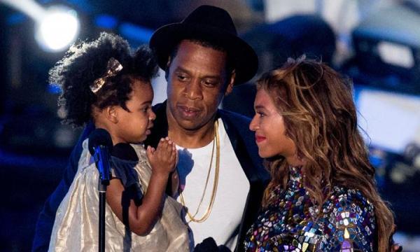 Source: Kidspot (Beyonce, Jay Z and Blue Ivy)