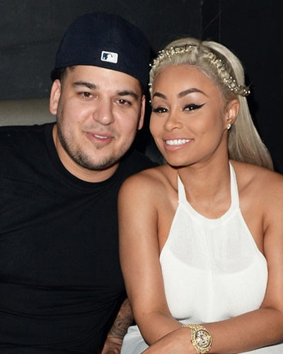 Rob Kardashian Post Nude Picture of Blac Chyna on Instagram! After Shutdown move onto Twitter to make Cheating accusation and Plastic Surguries about Chyna!!