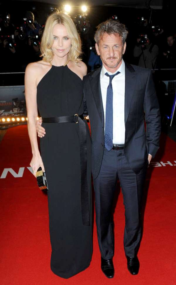Source: E! Online (Sean and Charlize)